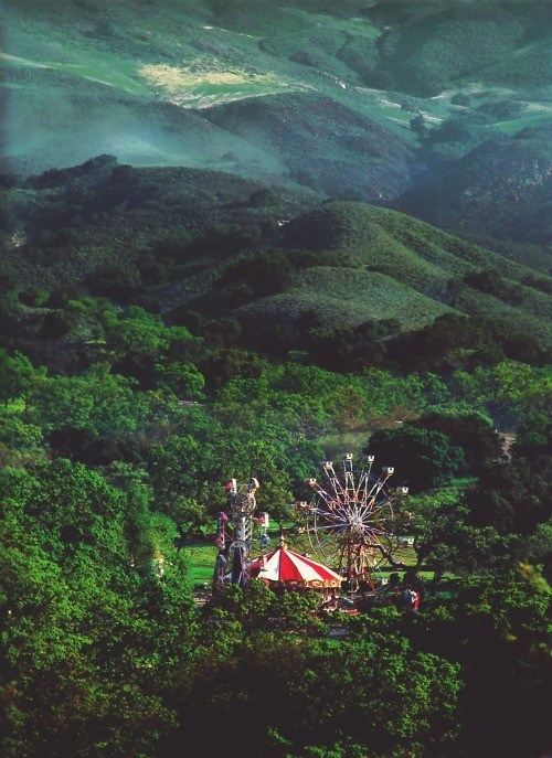 forest carnival romania