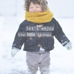 let's enjoy the little things | hennablossom