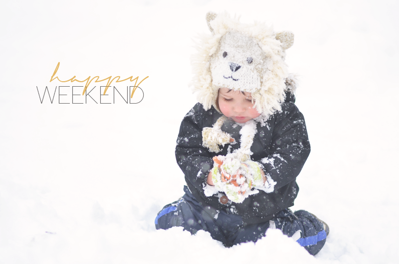 Image result for Happy Weekend images with snow