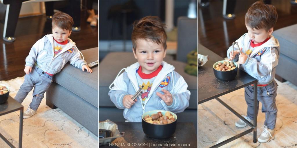 Mateo toddler
