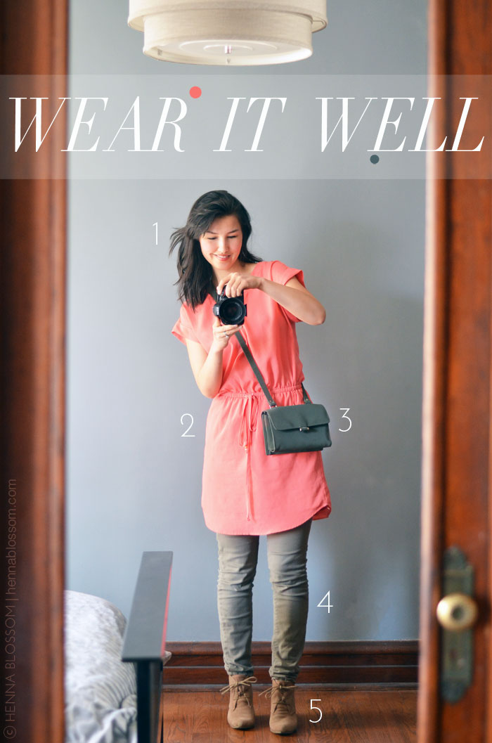 Use what you have | Wear It Well
