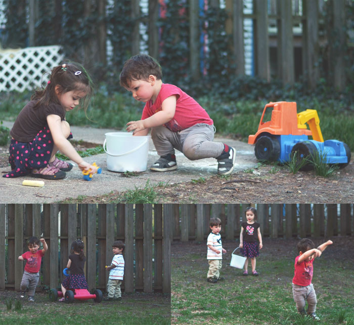 toddler friends: friends are awesome