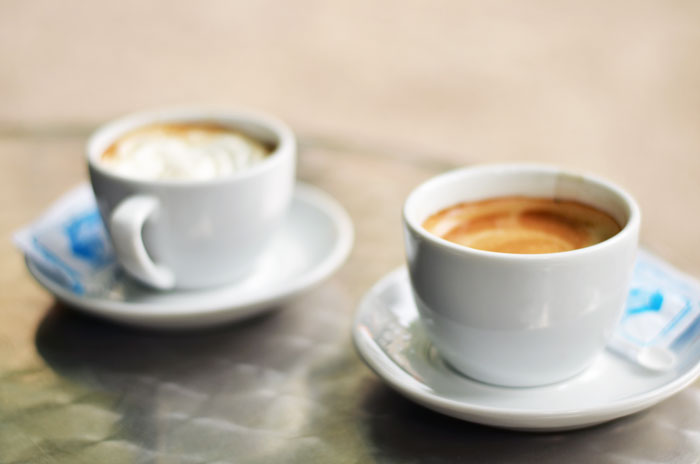 coffee & espresso in Split, Croatia: play cafe