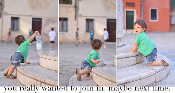 traveling with a toddler in Europe