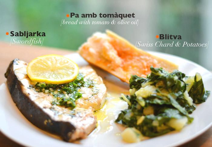 Dalmatian Cuisine, Croatia